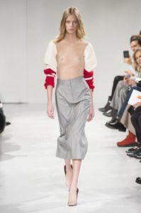 Коллекция женской одежды Calvin Klein осень-зима 2017 2018