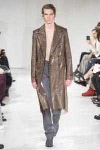 Коллекция мужской одежды Calvin Klein осень-зима 2017 2018
