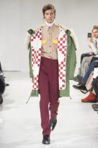 Мужские куртки Calvin Klein осень-зима 2017 2018