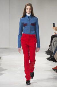 Новая коллекция Calvin Klein осень-зима 2017 2018