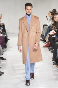 Мужские пальто Calvin Klein осень-зима 2017 2018