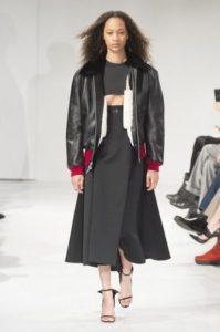 Женские куртки Calvin Klein осень-зима 2017 2018