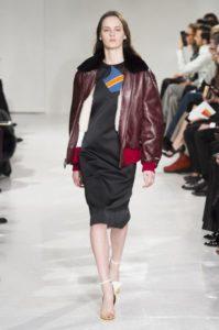Коллекция бренда Кельвин Кляйн осень-зима 2017 2018 на Неделе моды в Нью-Йорке