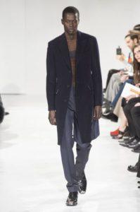 Мужская мода осень-зима 2017 2018 от Кельвин Кляйн