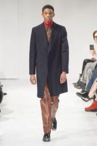 Мужская модная одежда осень-зима 2017 2018 от Кельвин Кляйн