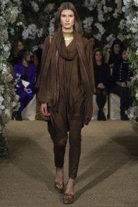 Ralph Lauren, показ модной женской одежды весна-лето 2017, Нью-Йорк