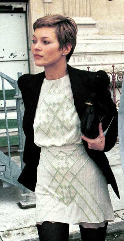 Повседневный гардероб Кейт Мосс