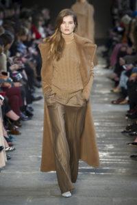 Вязаный свитер из коллекции Макс Мара осень 2017