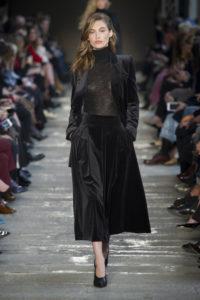 Милан, Неделя моды, показ коллекции Max Mara осень-зима 2017 2018