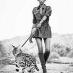 Стиль сафари в женской одежде — фото стильных образов