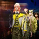 Versace коллекция осень зима 2017 2018 – фото и видео
