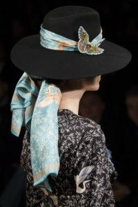 шляпа Elsiabetta Franchi