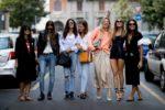 Уличная мода Милана 2018: лучшие фото с Недели моды сезона весна-лето