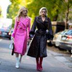 Модные пальто и плащи 2018 года: тенденции, новинки, фото