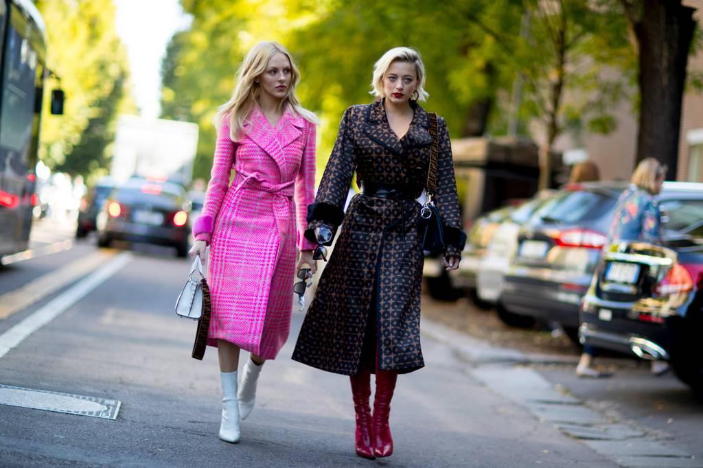 Модные пальто и плащи 2021 года: тенденции, новинки, фото