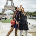 Уличная мода Парижа в 2018 году: лучшие фото с Недели моды весна-лето