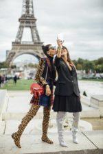 Уличная мода Парижа в 2018 году: лучшие фото с Недели моды прет-а-порте