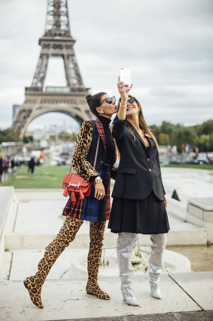 Мода во франции картинки