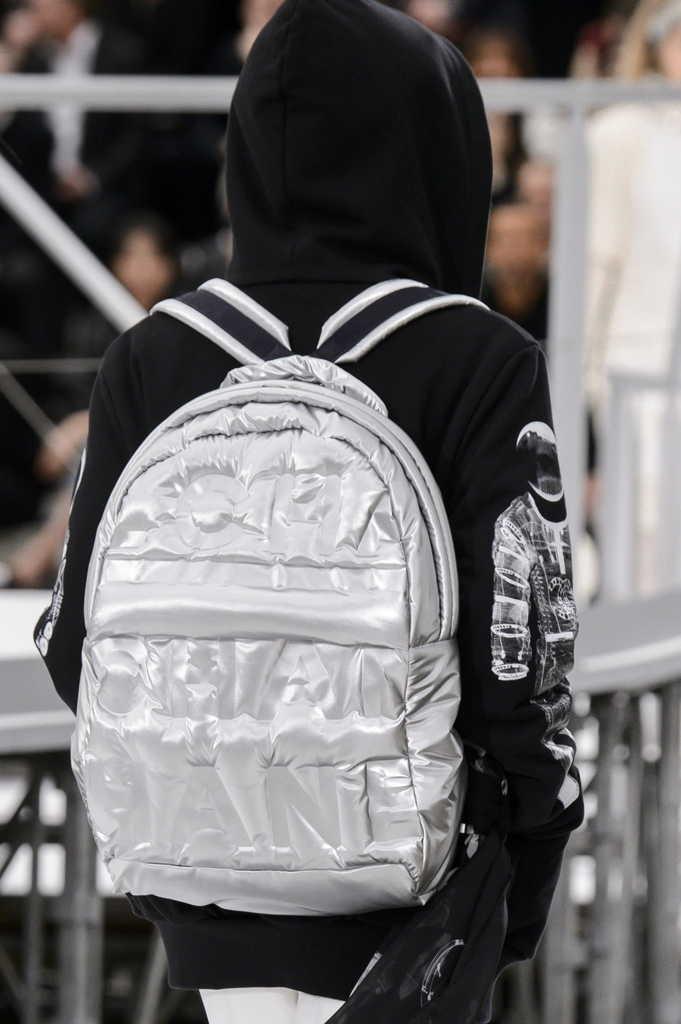 сумки рюкзаки шанель