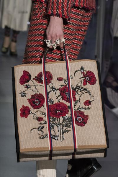 текстильная сумка Гуччи