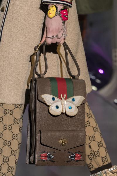 сумка Гуччи с бабочкой