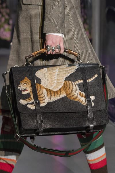 сумка Гуччи с тигром