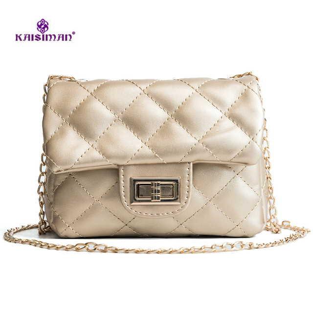 Стеганая сумка через плечо в стиле Шанель