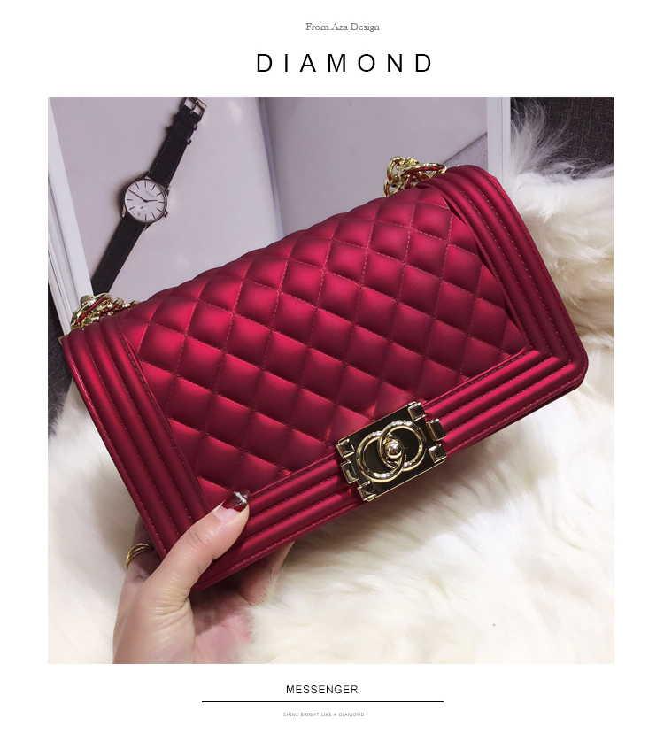 Стеганая вечерняя сумка в стиле Chanel. 6 цветов на выбор.