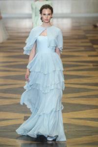 Вечерние платья Ulyana Sergeenko осень-зима 2018