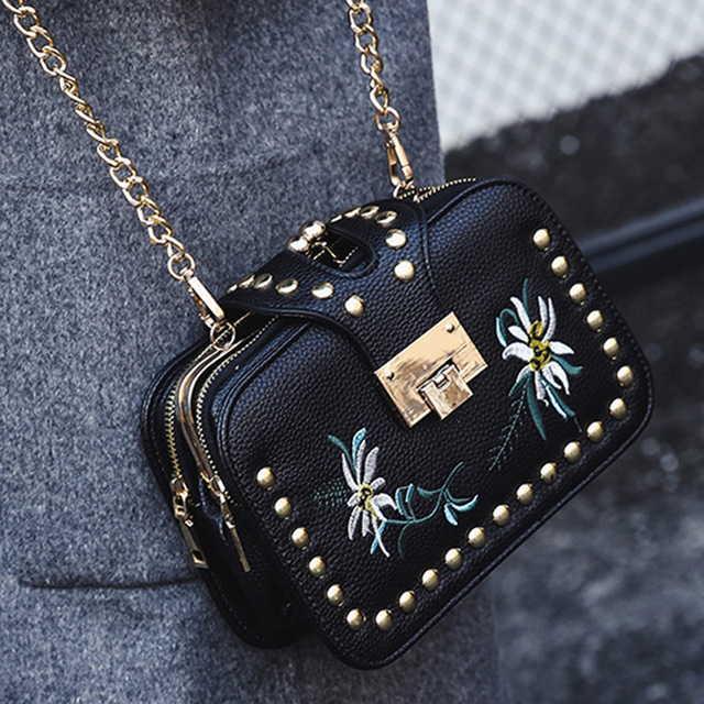 Вечерняя сумка в стиле Шанель