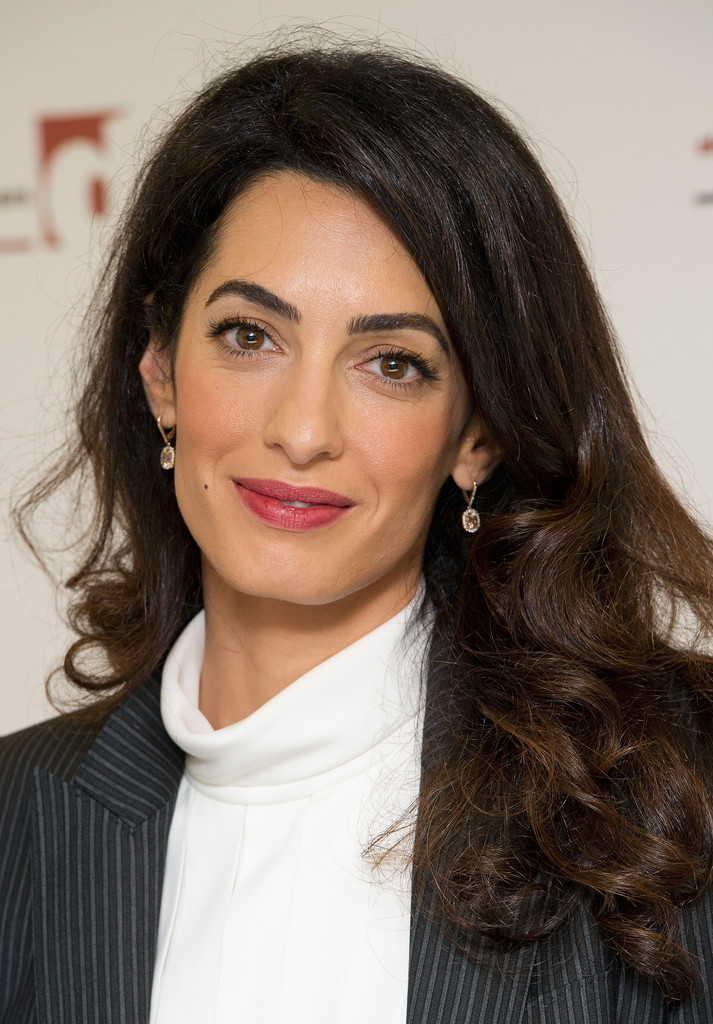 Амаль Клуни, фото
