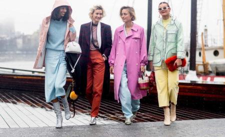 Уличная мода 2018-2019