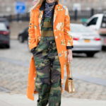 Женская одежда в стиле милитари от современных дизайнеров: фото 2018-2019