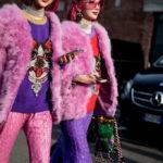Шубы из искусственного меха 2018-2019: модные тенденции, фото, стильные образы