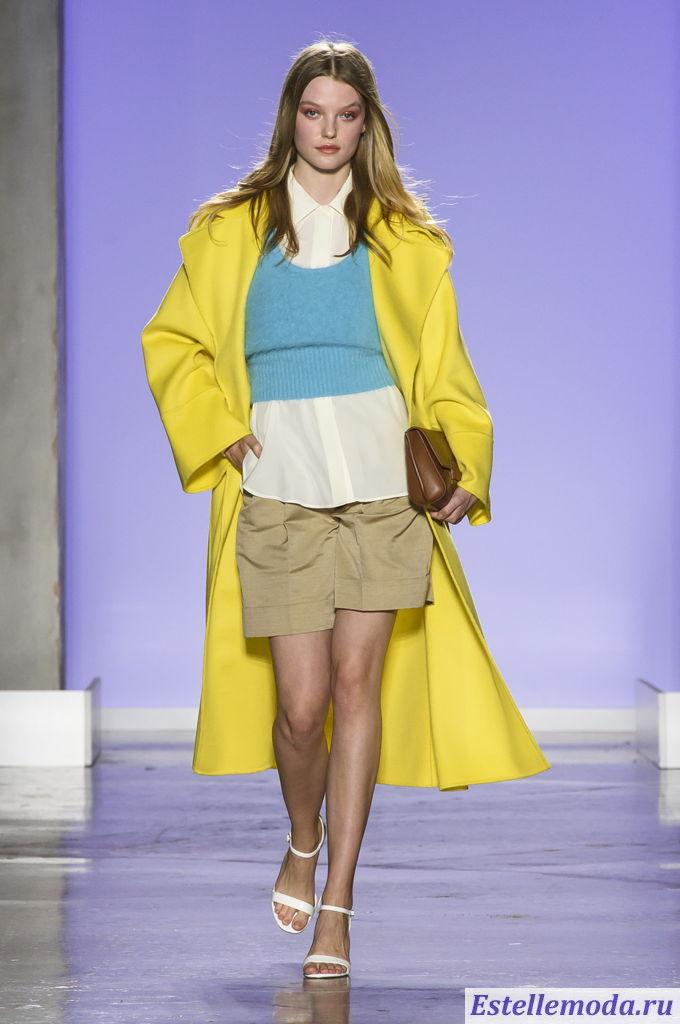 Luisa Spagnoli коллекция весна-лето 2019: юбилейный показ на Неделе моды в Милане