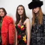 Michael Kors Collection коллекция женской и мужской одежды осень-зима 2018-2019