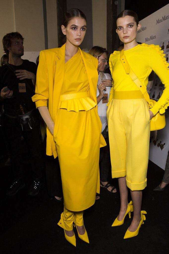 Коллекция Max Mara весна-лето 2019: показ на Неделе моды в Милане