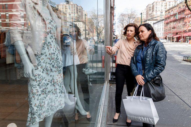 шоппинг сопровождение со стилистом