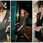 Как и с чем носить пайетки: советы модницам с фото