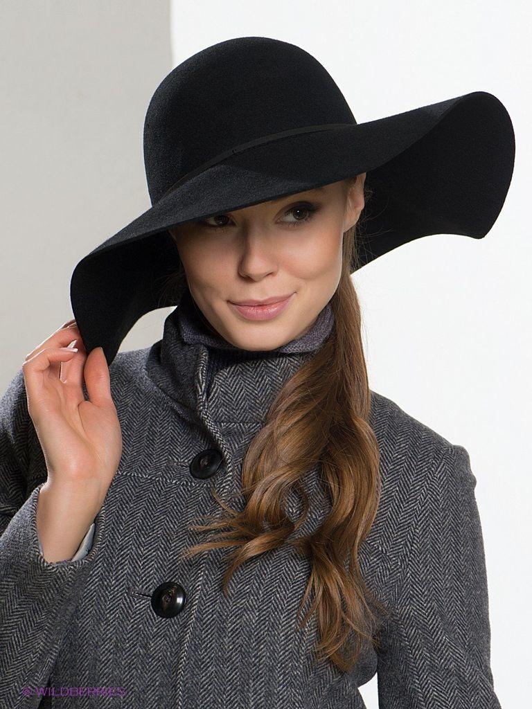 Как носить шляпу с широкими полями, советы модницам