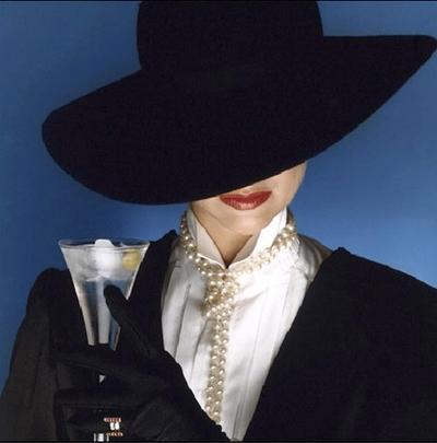 Как носить широкополую шляпу, фото