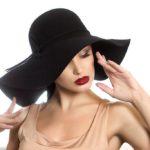 Как носить шляпу с широкими полями: 20 фото стильных образов