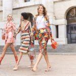 Коллекция Elisabetta Franchi: фото показа и рекламной кампании весна-лето 2019