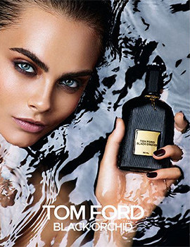 аромат Tom Ford Black Orchid