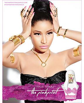аромат Nicki Minai The Pinkprint