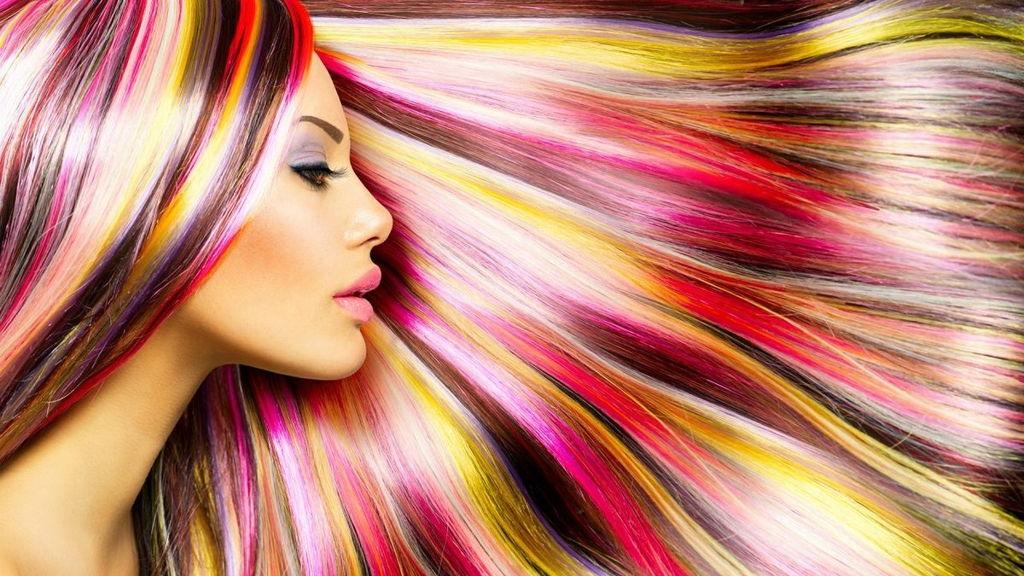 окрашивание волос в Севастополе