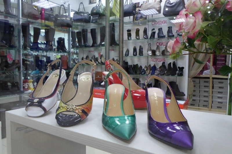 Как быстро и правильно купить обувь в торговом центре
