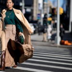 Уличная мода Парижа и Милана 2019-2020: модные цвета, 40 фото