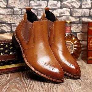 Мужские Ботинки челси – история, тренды и уход