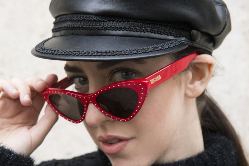 красивые солнцезащитные очки 2021-2022